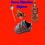 Curso Metalize Objetos
