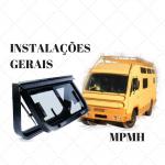 Isolamento e Instalações- MPMH