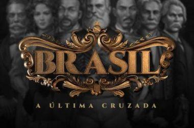 A Última Cruzada. Produção Original Brasil Paralelo