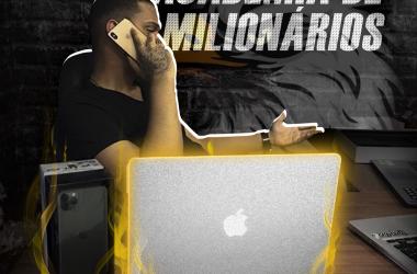 academia de milionários funciona